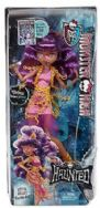 Monster High Haunted Doll - Getting Ghostly - Clawdeen Wolf